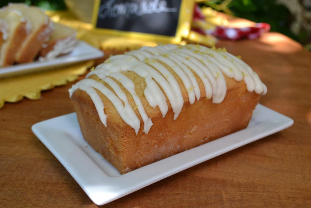 Mini Lemon Pound Cake-lizbushong.com