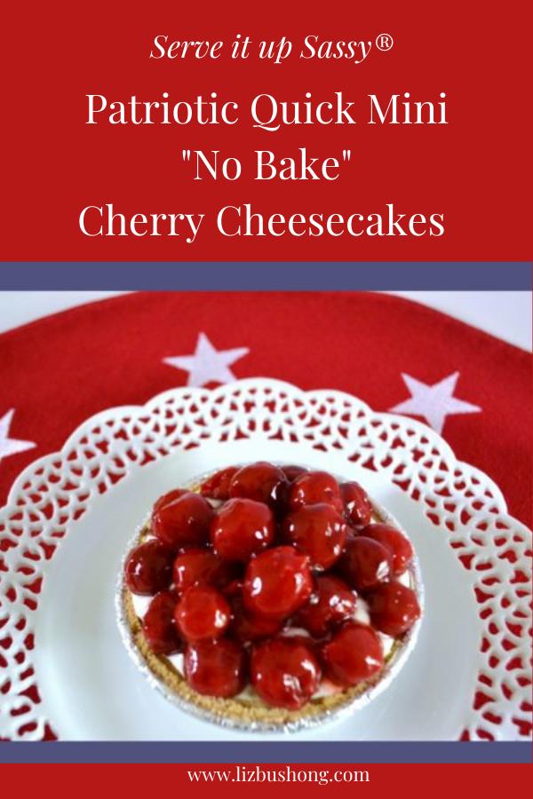 how to make cherry cheesecake no bake dessert lizbushong.com