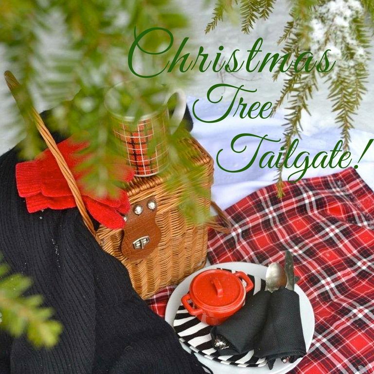 Christmas Tree Tailgate. lizbushong.comjpg