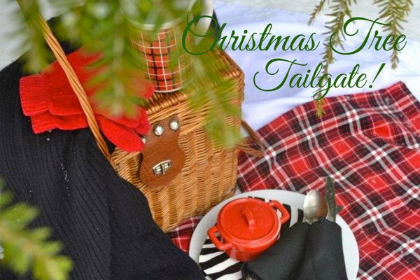 Christmas Tree Tailgate! Magazine Article