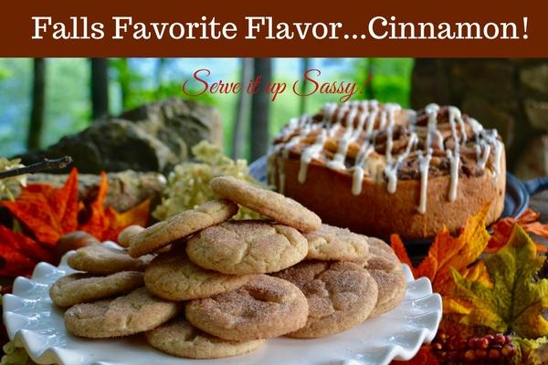 Snicker doodle Cookies Recipes lizbushong.com
