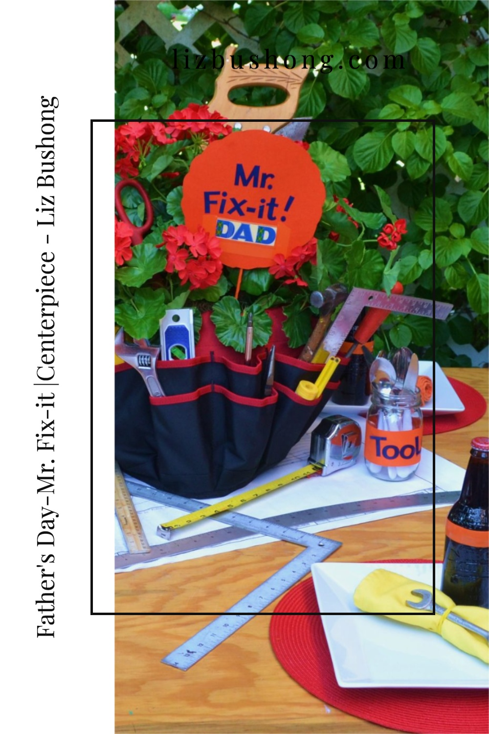 How to create a tool time table scape for dad lizbushong.com