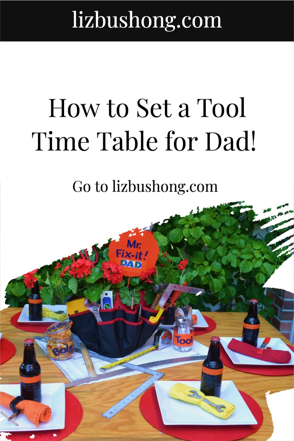 How to set a tool time table for dad lizbushong.com