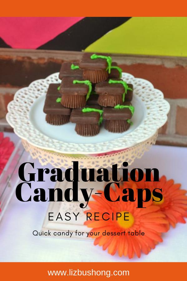 Graduation Candy Caps-lizbushong.com