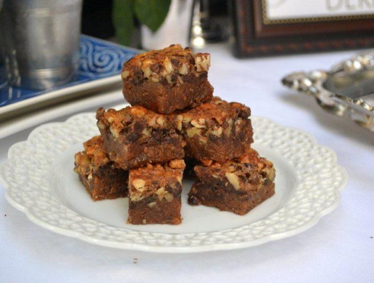 Kentucky Derby Bars Recipe Dessert-lizbushong.com
