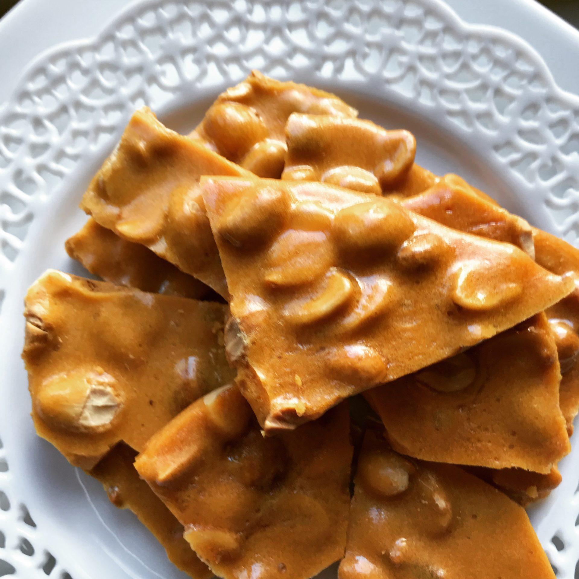 Peanut Brittle Recipe|lizbushong.com