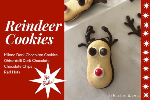 Reindeer Milano Cookies Lizbushong.com