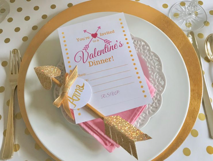 Best Pink and Gold Tablesetting-placesetting-lizbushong.com