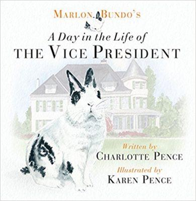 Best Books You will Love- lizbushong.com- Marlon Bundo, Day in the life of the Vice President