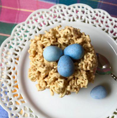 Ramen Noodle Birds Nest-lizbushong.com