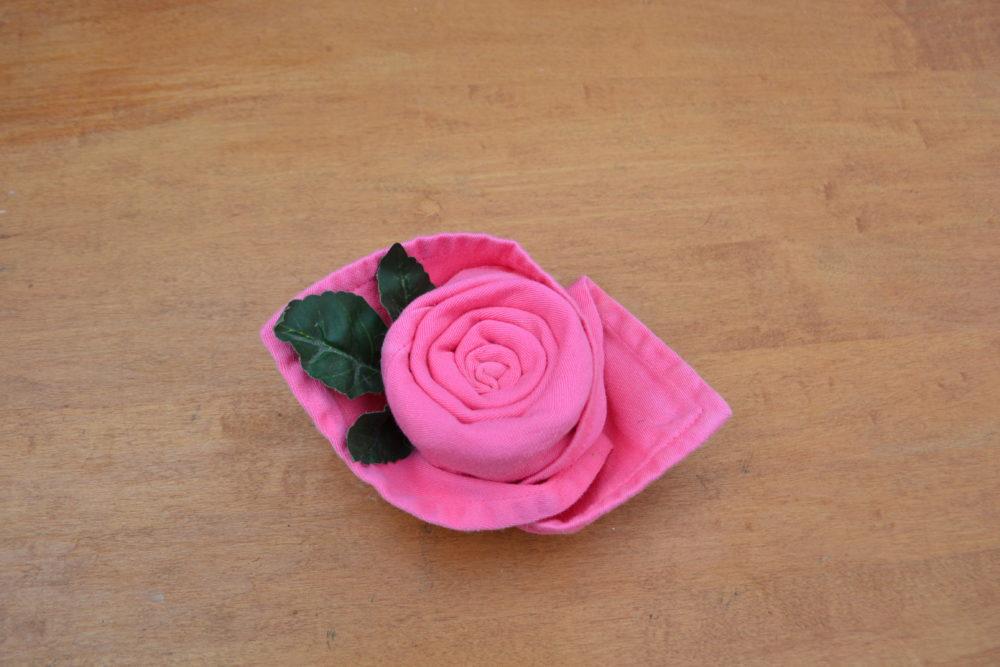 Rose Napkin Fold- Complete 1-lizbushong.com