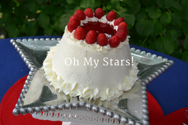 Oh My Stars!!! Star-shaped Cake-lizbushong.com