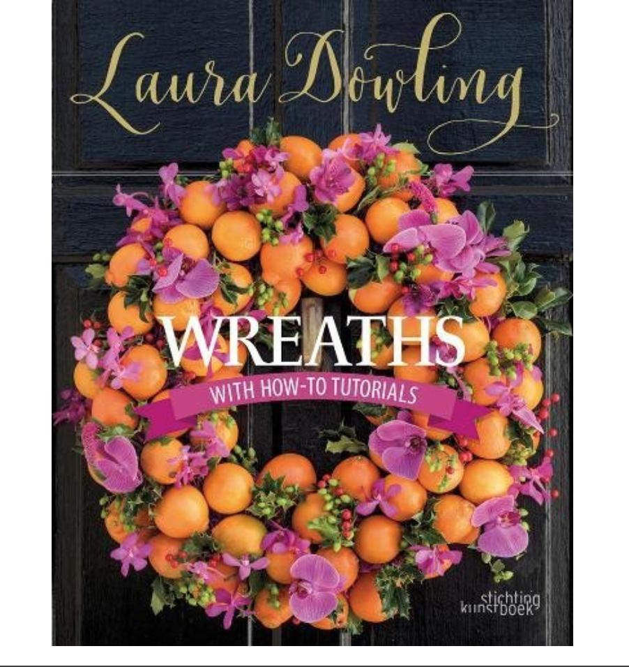 Shop-Cookbook-Laura Dowling Book-Wreaths-lizbushong .com