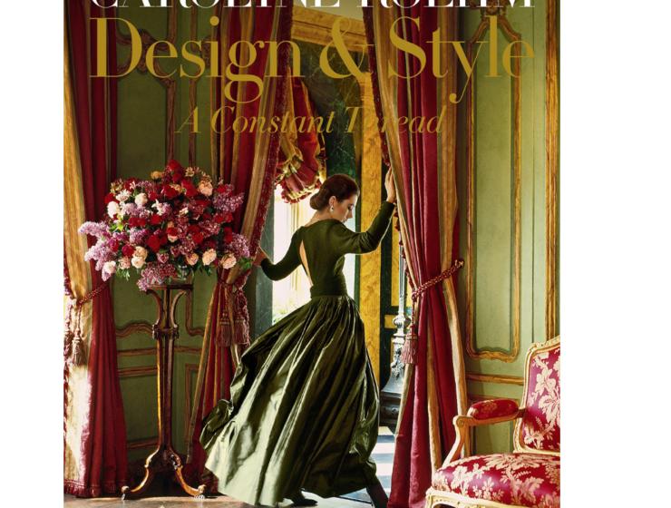 Carolyne Roehm Design & Style: A Constant Thread