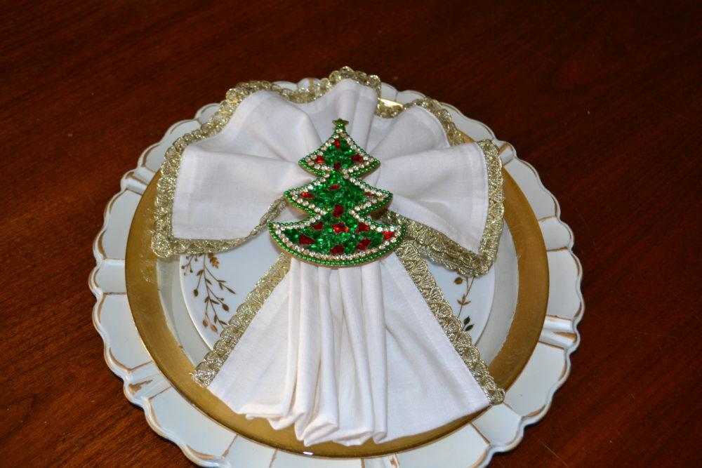 Christmas Setting 2- Angel fold lizbushong.com