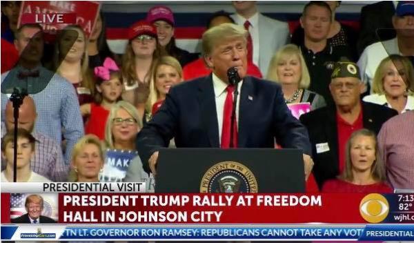 President Trump Rally -lizbushong.com