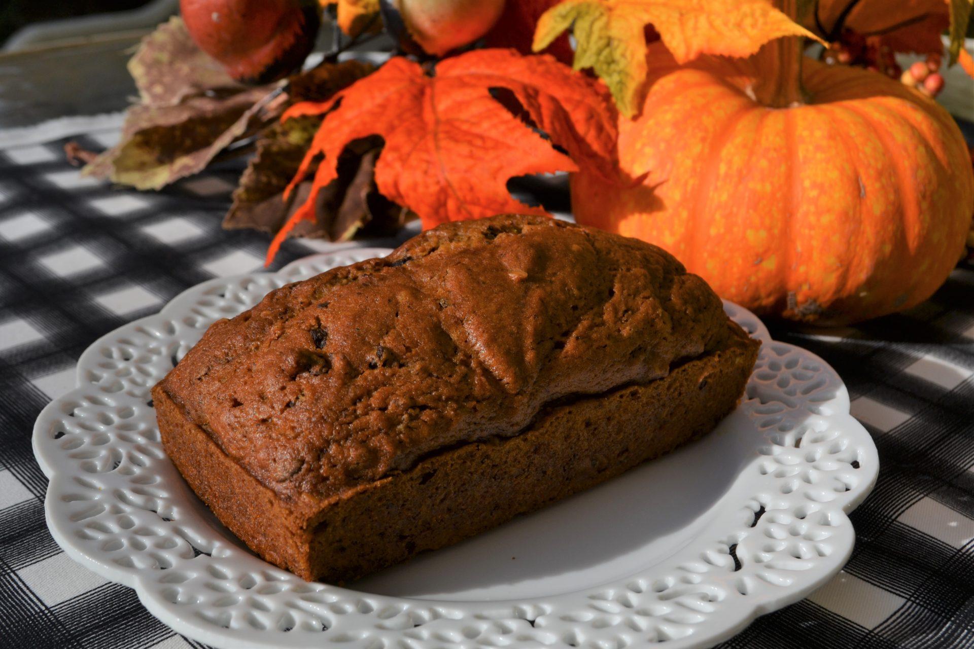 Pumpkin Bread lizbushong.com