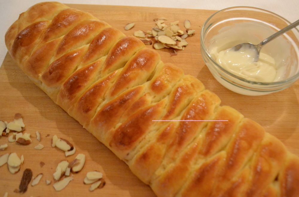 Almond Braided roll baked-lizbushong.com