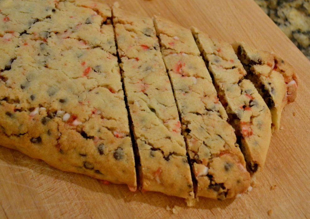 Biscotti First Bake- lizbushong.com