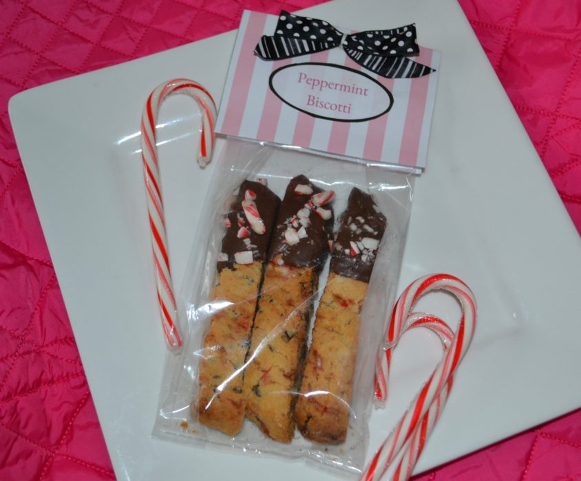 Chocolate Peppermint Biscoitt packaged-lizbushong.com
