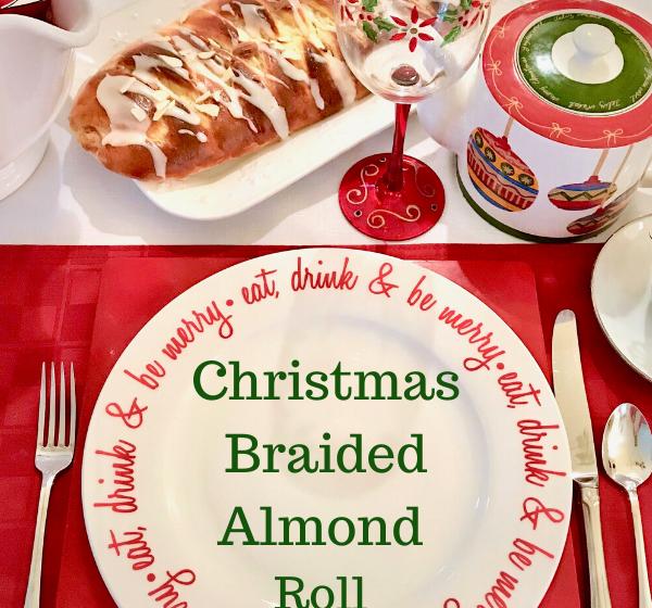 Best Braided Almond Roll Recipe lizbushong.com