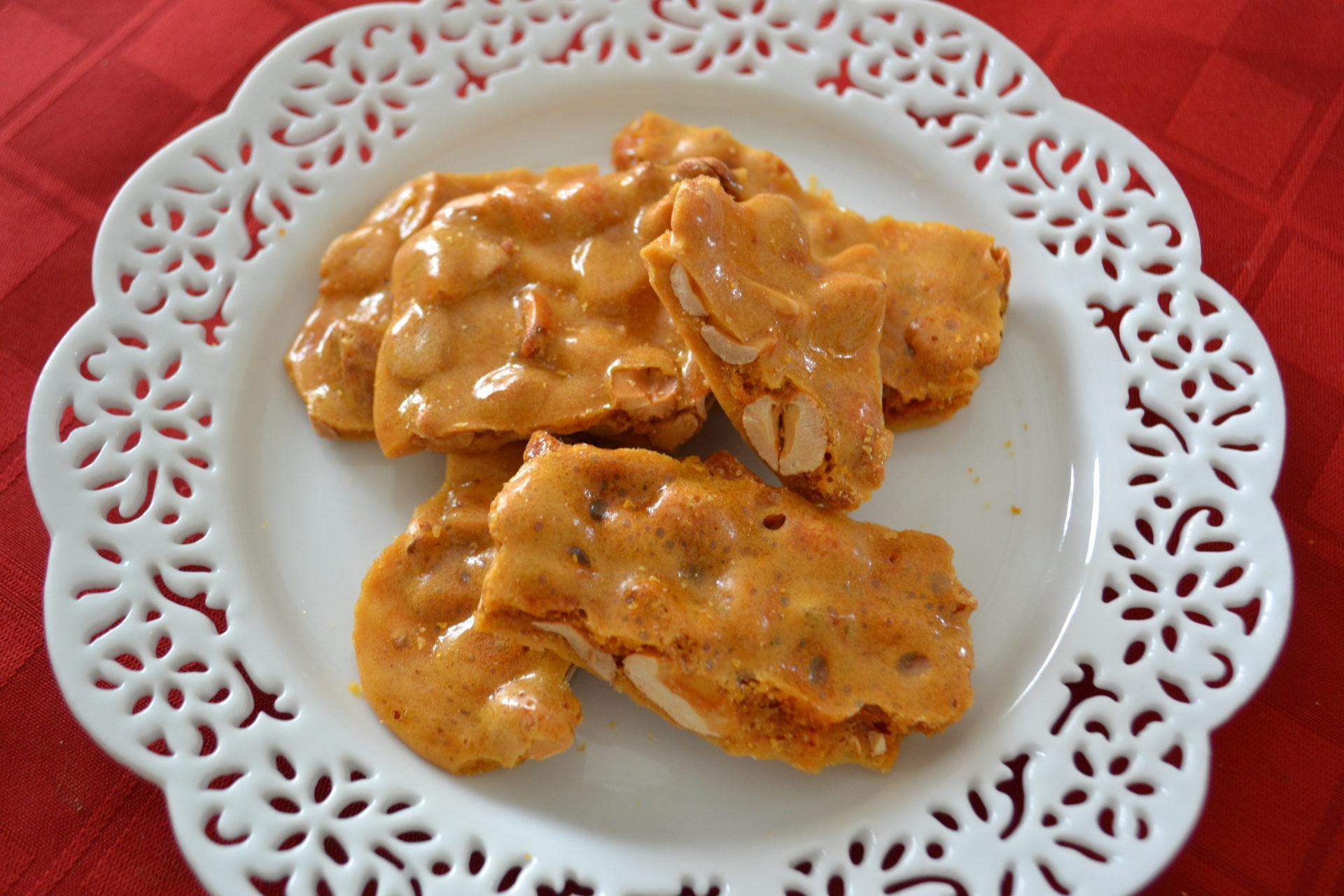 Peanut Brittle Recipe-lizbushong.com