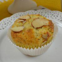 Almond Poppy Seed Muffins- regular size-lizbushong.com