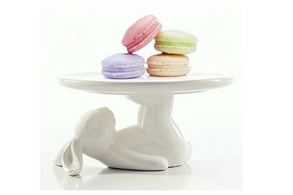 Bunny Cake Stand-store- lizbushong.com