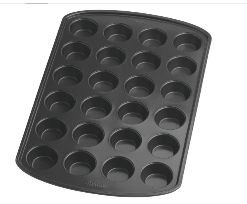 Shop page- mini muffin pan lizbushong.com