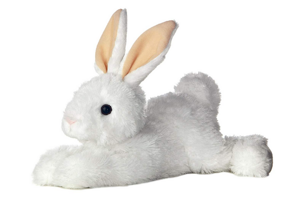 Stuffed Bunny Rabbit- Easter Basket- lizbushong.com