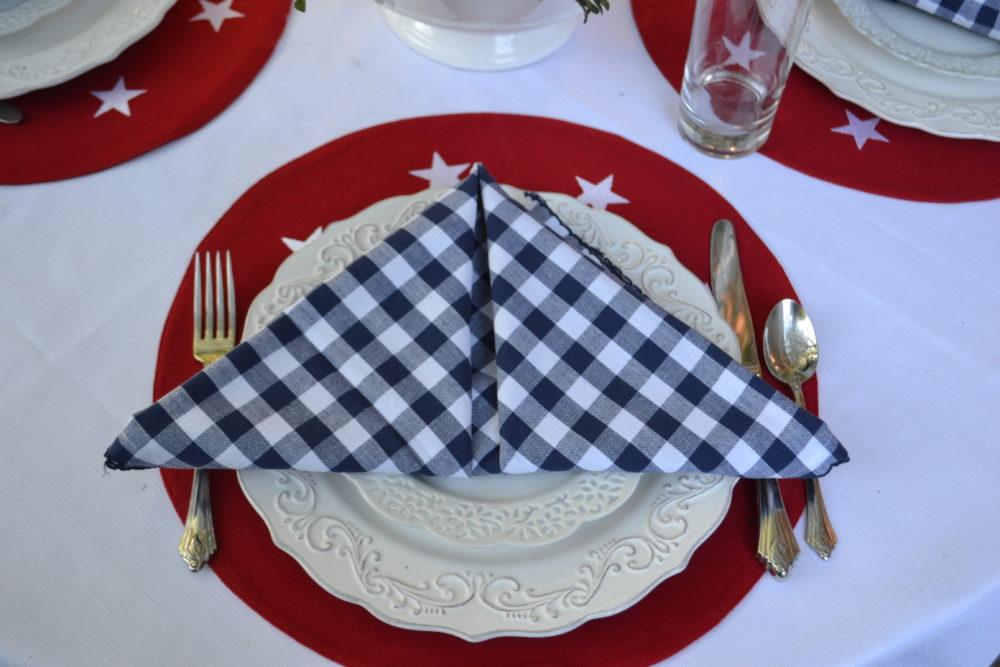 Tavern napkin fold- step 4-lizbushong.com