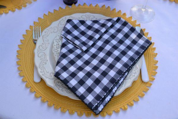 Astoria Napkin Fold Step 3 lizbushong.com