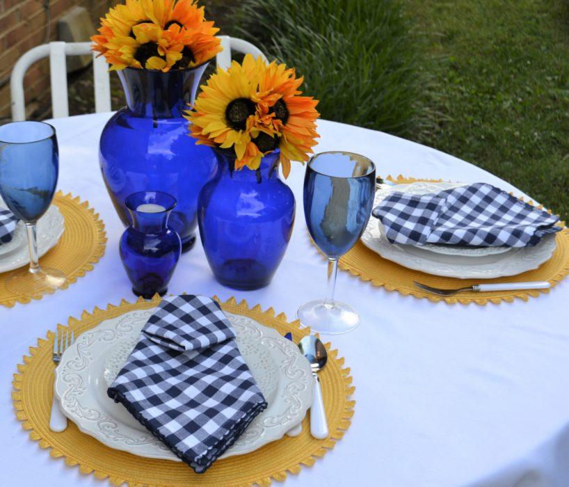 Astoria Napkin Fold table scape- lizbushong.com