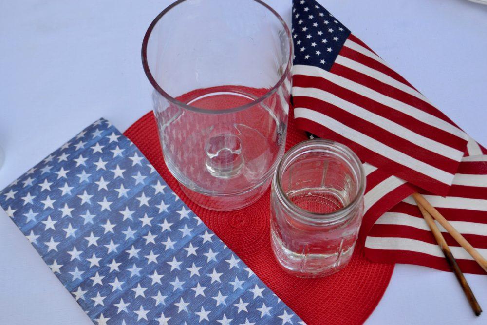 Patriotic centerpiece- vase-lizbushong.com