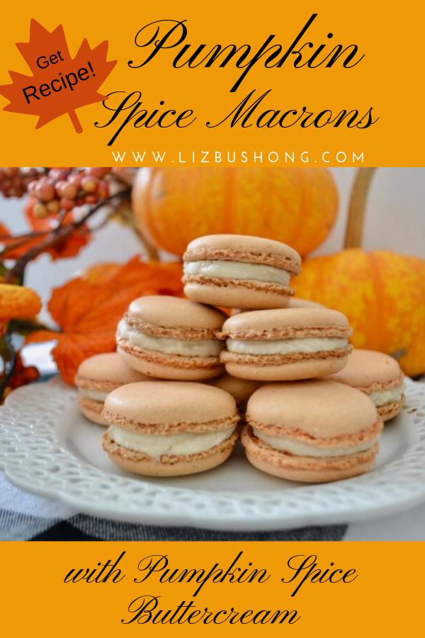 Pumpkin Spice Macron Recipe