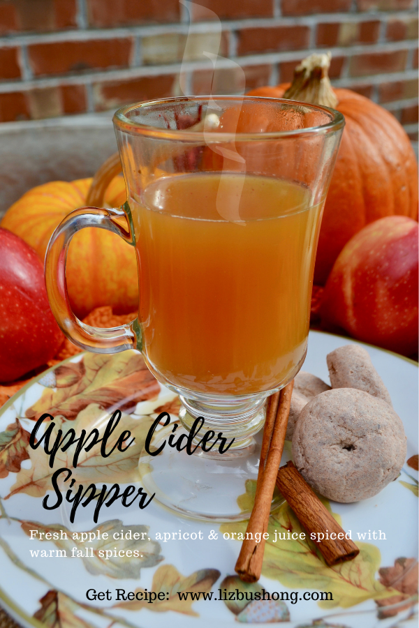 Apple Cider Recipe lizbushong.com