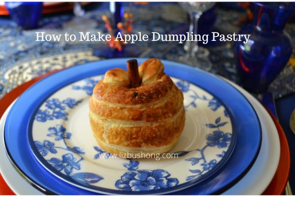 How to Make Apple Dumpling Pastry