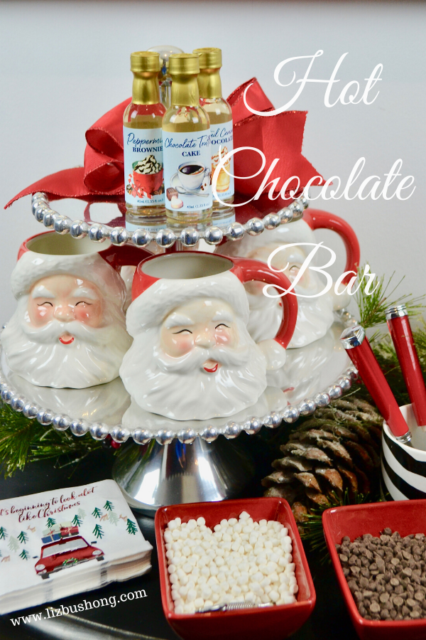 Best Christmas Hot Chocolate Bar lizbushong.com