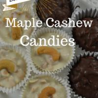 Best Christmas Maple Cashew Candy Recipe lizbushong.com