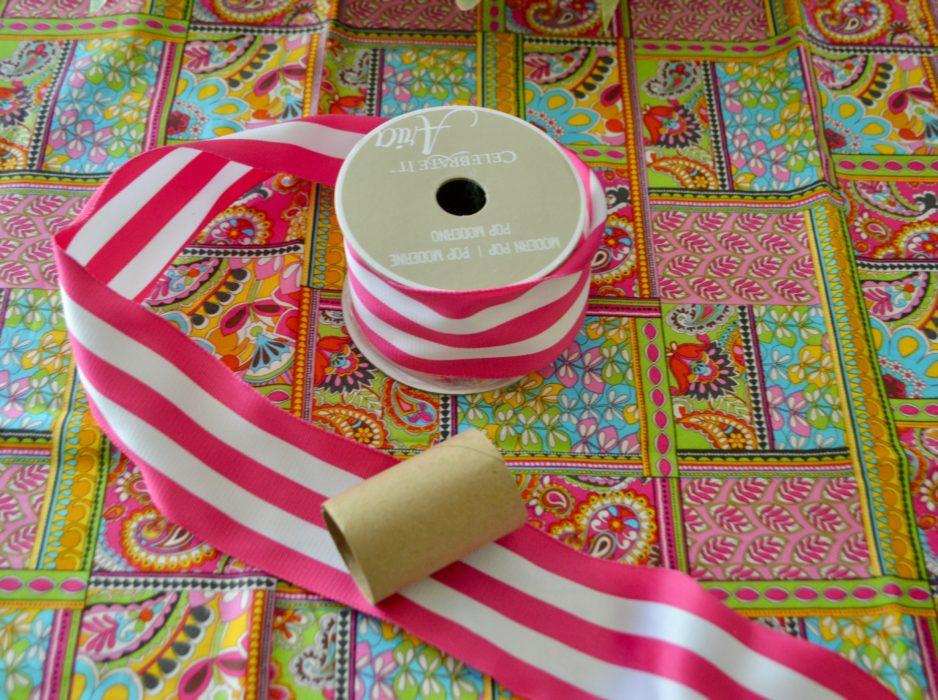 5 Minute DIY Napkin Ring lizbushong.com