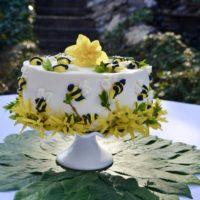 Honey Bee Cake Recipe Lizbushong.com