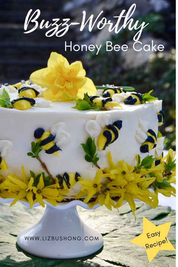 Honey Bee Cake Recipe Lizbushong.com