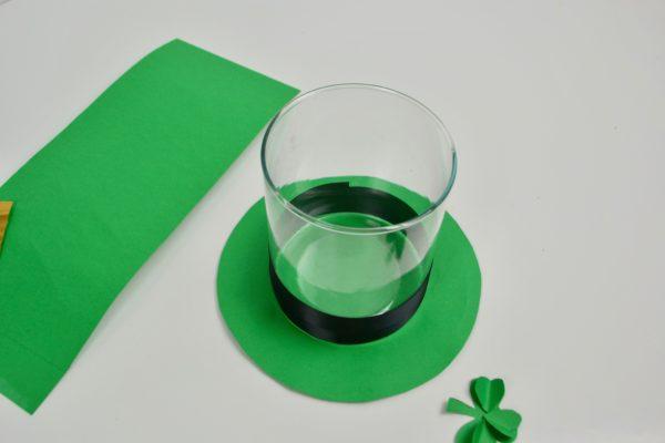St. Patricks Hat Centerpiece lizbushong.com