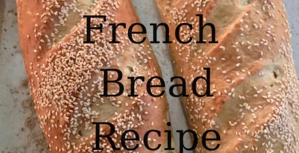 Crusty French Bread Recipe lizbushong.com
