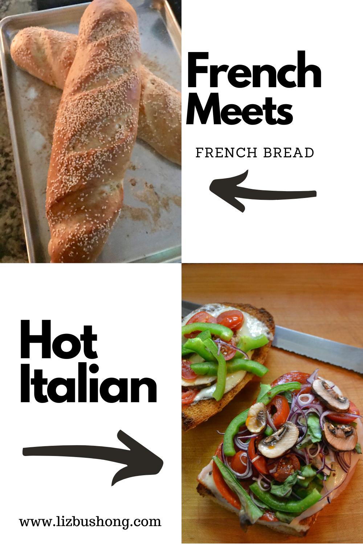 Italian Sandwich Recipe - lizbushong.com