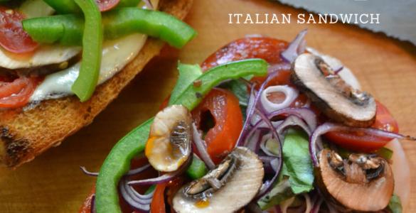 Italian Sandwich Recipe lizbushong.com