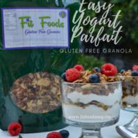 Easy Best Gluten Free Granola Parfait-lizbushong.com