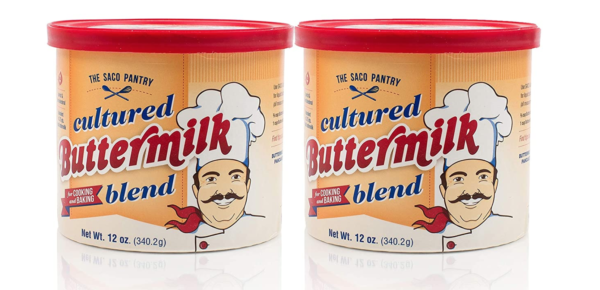 Buttermilk Substitute Cultured Buttermilk Blend® lizbushong.com