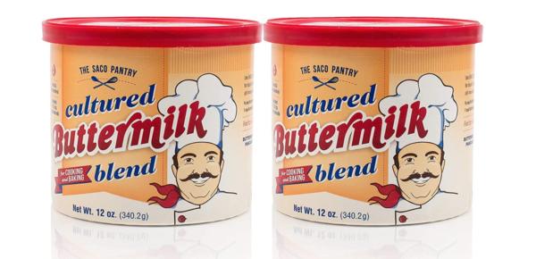 Buttermilk Substitute Cultured Buttermilk Blend® lizbushong.com