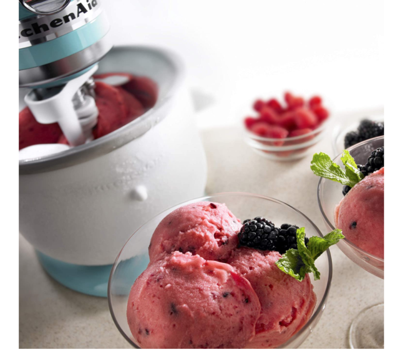 Kitchen Aid Ice Cream Maker- lizbushong.com
